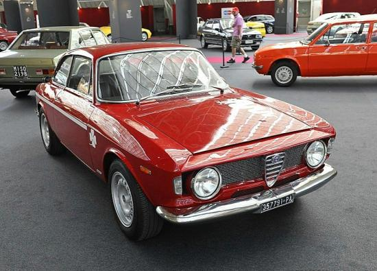 Image of Alfa Romeo Giulia Sprint GTA