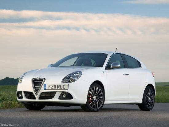 Image of Alfa Romeo Giulietta 1.4 Turbo MultiAir TCT