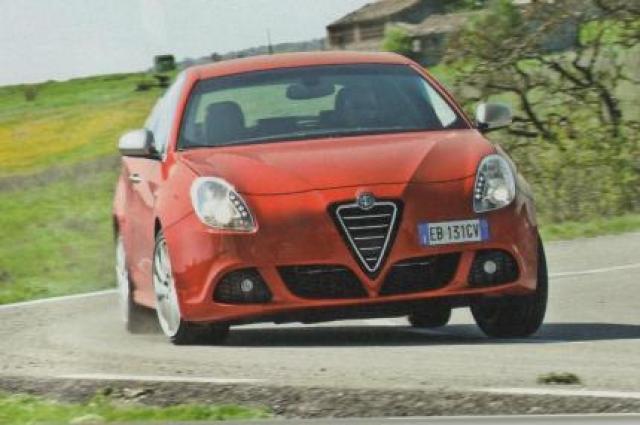 Image of Alfa Romeo Giulietta 2.0 JTDM