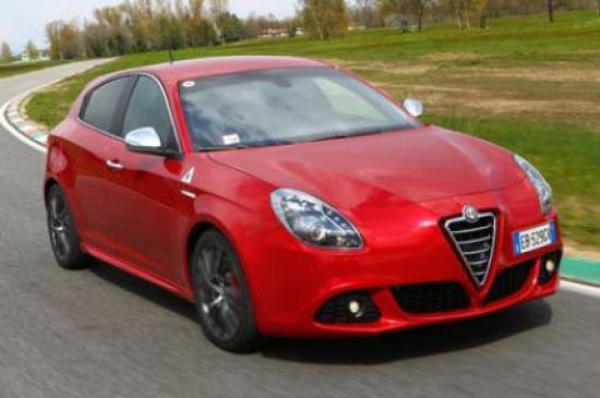 Image of Alfa Romeo Giulietta Quadrifoglio Verde