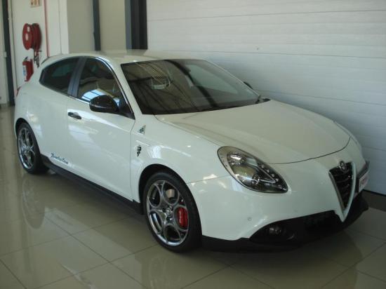 Image of Alfa Romeo Giulietta QV Squadra Corse