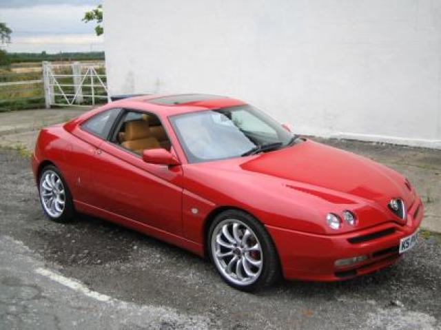 Image of Alfa Romeo GTV 2.0 V6 TB