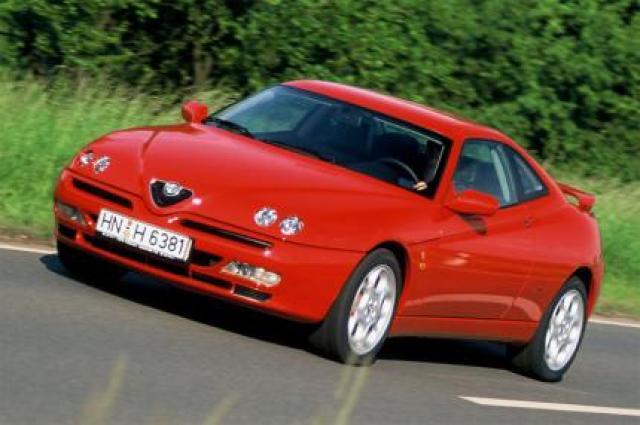 Image of Alfa Romeo GTV 3.0 V6