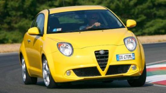 Image of Alfa Romeo Mito 1.4 Multiair 135