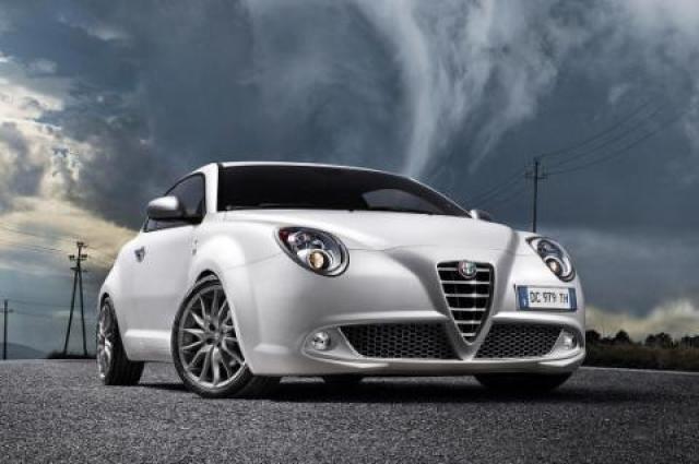 Image of Alfa Romeo Mito Quadrifoglio Verde