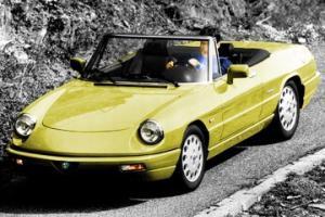 Picture of Alfa Romeo Spider 2.0