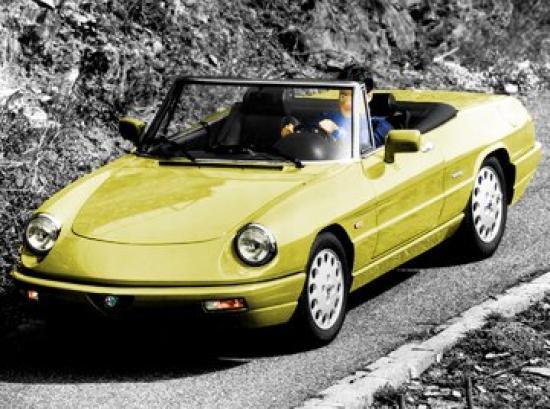 Image of Alfa Romeo Spider 2.0