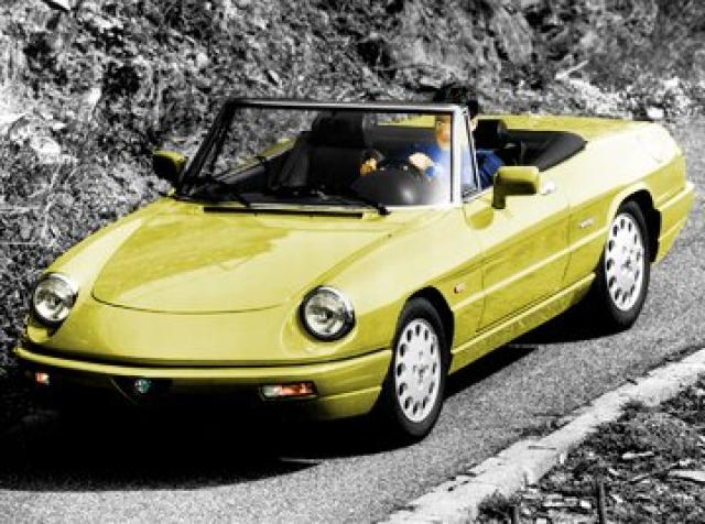 Image of Alfa Romeo Spider 2.0