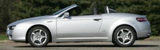 Image of Alfa Romeo Spider 2.4 JTDm