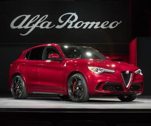 Picture of Alfa Romeo Stelvio QV