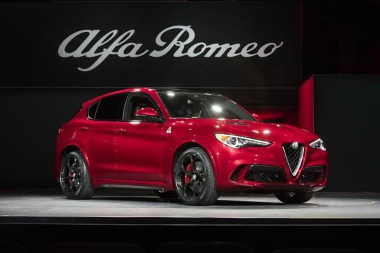 Image of Alfa Romeo Stelvio QV