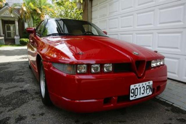 Image of Alfa Romeo SZ