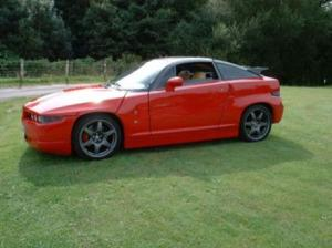 Photo of Alfa Romeo SZ
