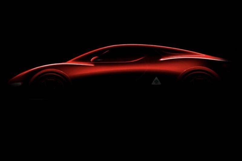 Cover for Alfa Romeo to produce 700+ hp 8C supercar?