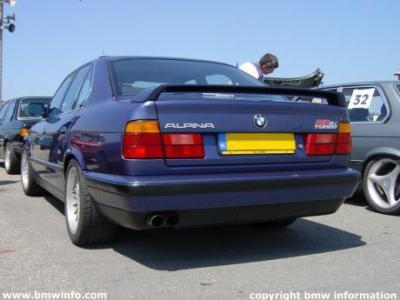 Image of Alpina B10 Biturbo