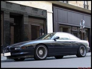 Photo of Alpina B12 Coupe 5.7