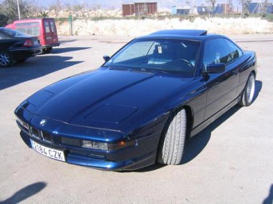Image of Alpina B12 Coupe 5.7