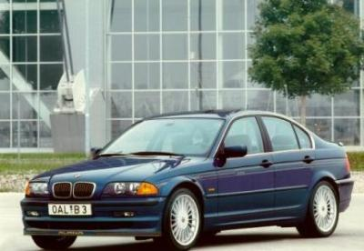 Image of Alpina B3 3.3 Limousine