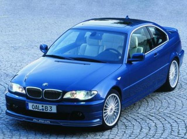 Image of Alpina B3S 3.3