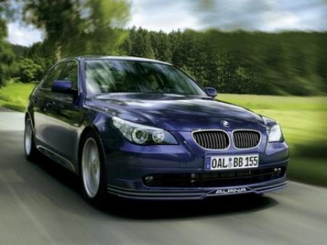 Image of Alpina B5