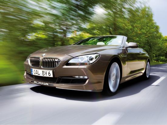 Image of Alpina B6 Biturbo Cabriolet