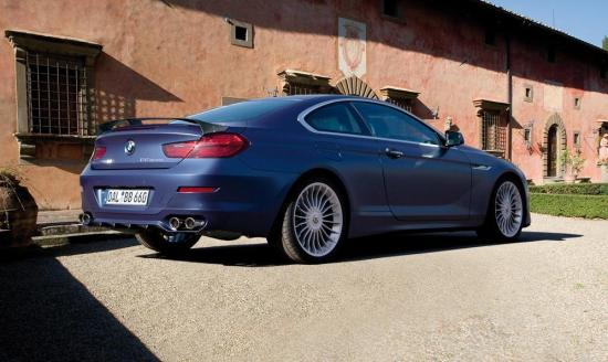 Image of Alpina B6 Biturbo