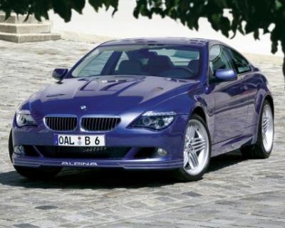Image of Alpina B6 S