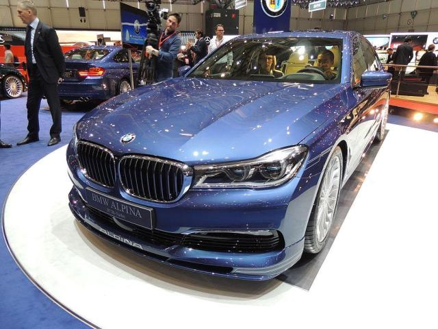 Image of Alpina B7 Biturbo