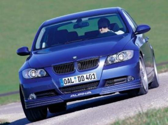 Image of Alpina D3 Biturbo
