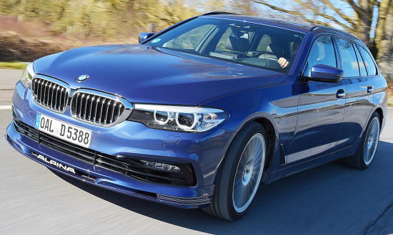 Image of Alpina D5 S Touring