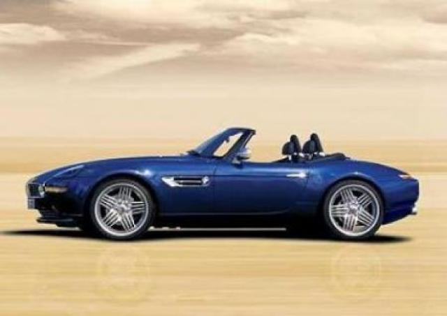 Image of Alpina Roadster V8