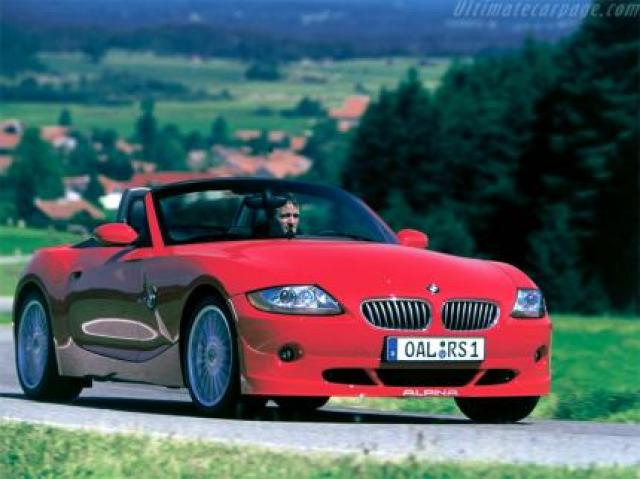 Image of Alpina Z4 Roadster S
