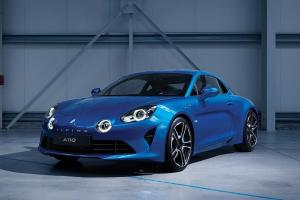 Picture of Alpine A110 (Mk II)