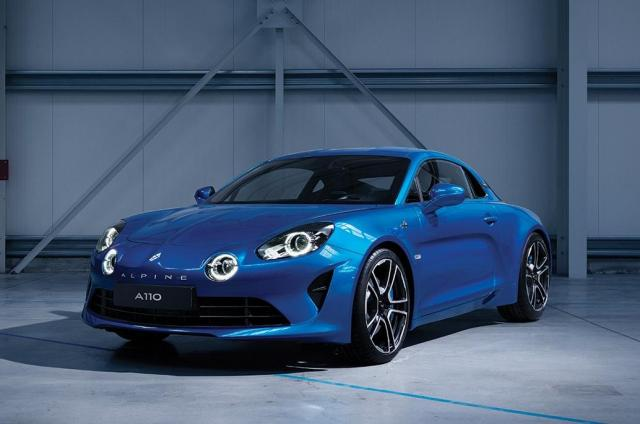 Image of Alpine A110