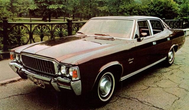Image of AMC Ambassador SST 401