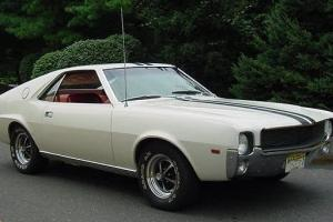 Picture of AMC AMX Go Package