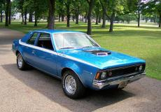 AMC Hornet S/C 360 Go Package