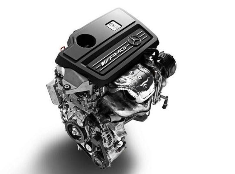 Cover for AMG M133 - the most badass 2.0 liter four