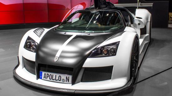 Image of Apollo Apollo N