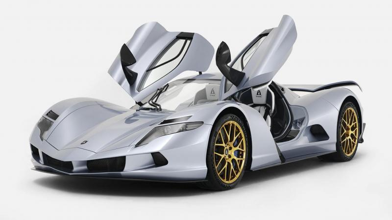 Cover for Aspark Owl Revealed: World's Quickest and Most Powerful Production Car