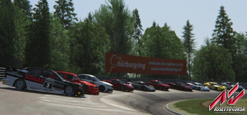 Cover for Assetto Corsa Dream Pack arrives on March 11