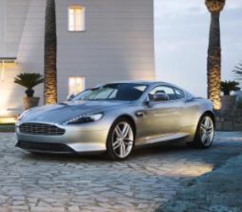 Cover for Aston Martin 911