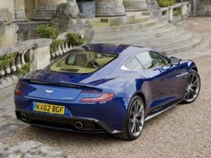 Photo of Aston Martin AM 310 Vanquish