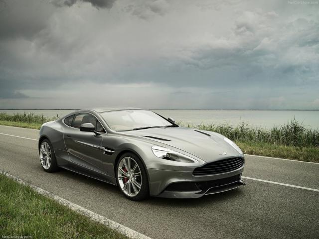 Image of Aston Martin AM 310 Vanquish