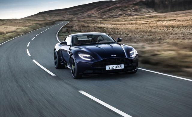 Image of Aston Martin DB11 AMR