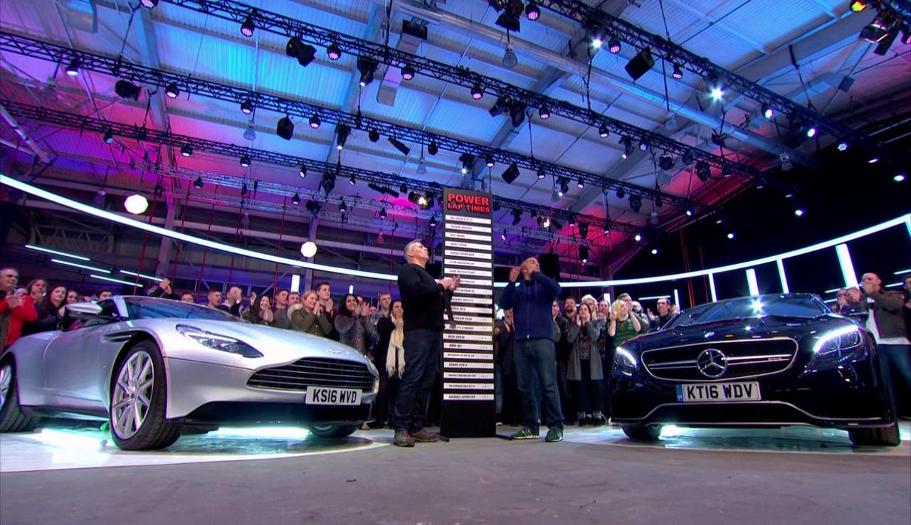 Aston Martin Db11 Is Much Faster Than S Class Coupe Fastestlaps Com
