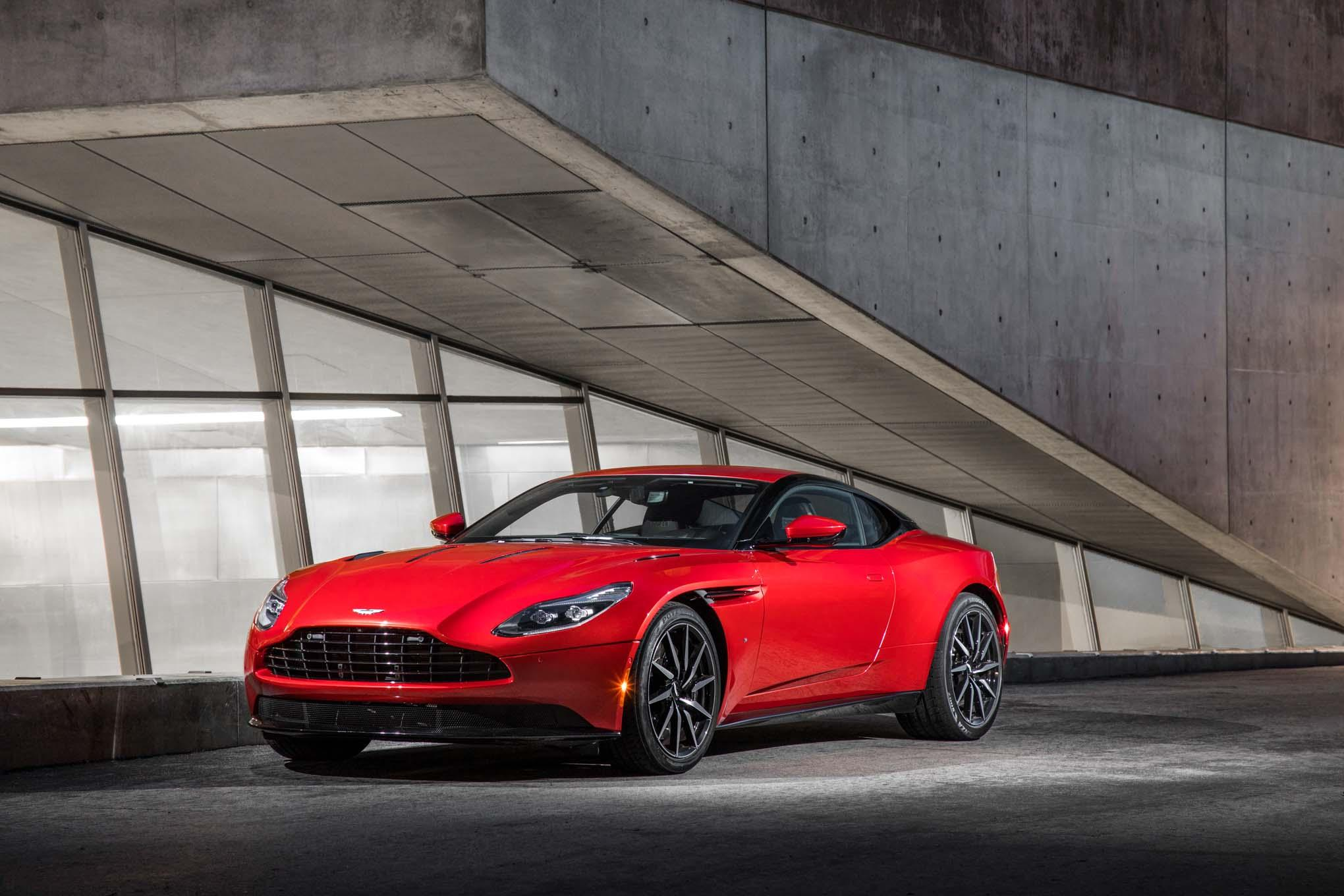 aston martin db11 acceleration times - accelerationtimes