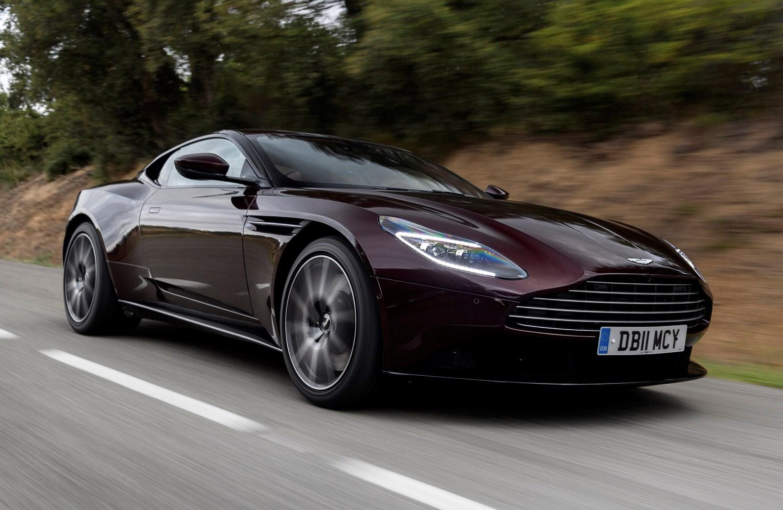 Aston Martin Db11 V8 Specs 0 60 Quarter Mile Lap Times Fastestlaps Com