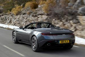 Photo of Aston Martin DB11 Volante V8