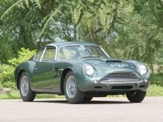 Aston Martin DB4 GT Lightweight